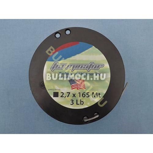 Damil 2,7mm 165m szögletes21665