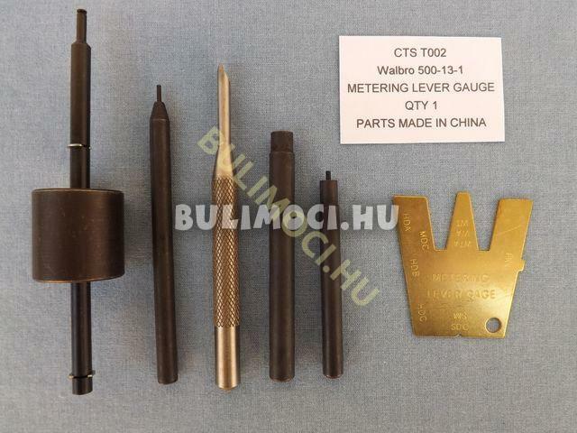 karburátor felújító szerszám készlet (0641)