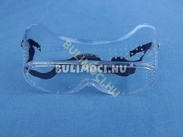 Védőszemüveg műanyag pontos24951