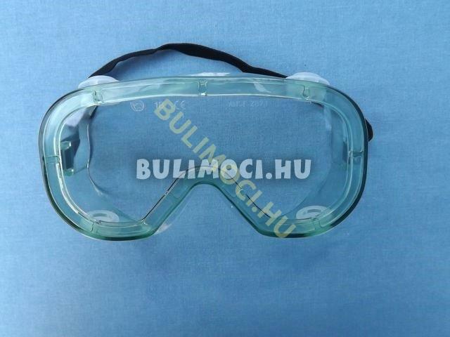 Védőszemüveg saválló25039